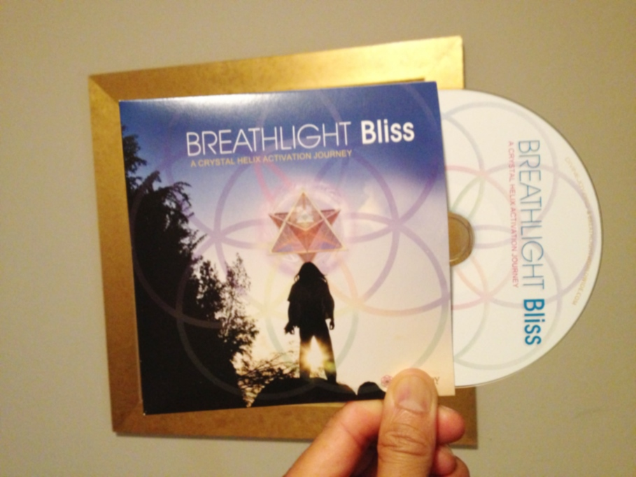 BreathLight Bliss CD 2013 Launch!